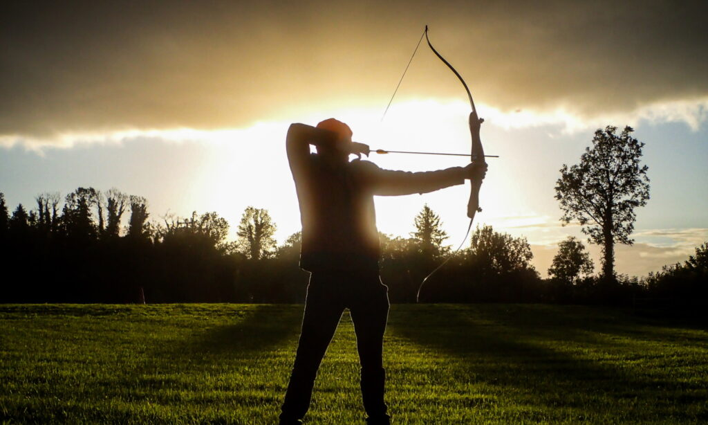 Archery Sillouhette