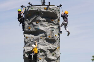 Climbing wall_activities